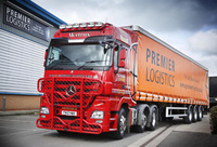 Mercedes-Benz Actros joins the premier league