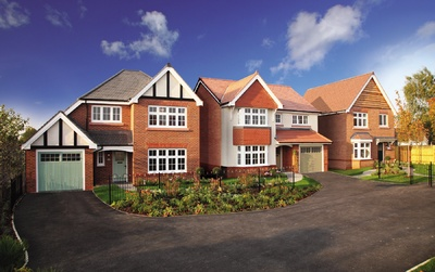 Jubilee weekend launch for luxury new homes at kings acre for Jubilee home builders