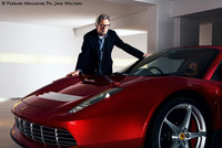 New stylistic notes for Ferrari: The SP12 EC is born
