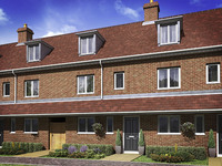 Stylish new homes in Hailsham go on sale