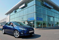 Ford Focus 1.0-litre EcoBoost off to a fast start