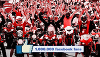 "Ducati's official Facebook page reaches one millionth ""Like"""