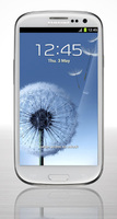 Samsung Galaxy S III - available now on Three