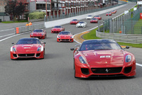 Ferrari Racing Days for Father's Day