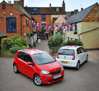 Innovative Skoda Citigo on sale now