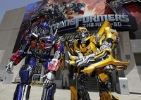Transformers: The Ride-3D now open