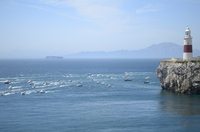 Gibraltar emulates London with remarkable Diamond Jubilee Flotilla
