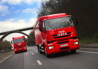 Coca-Cola Enterprises operates UK's largest CBM-powered truck fleet
