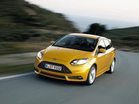 New Focus ST is first global performance Ford