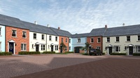 Luxury mews homes launched by Lovell in Monmouth