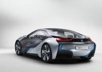UK plant to build engines for BMW i8 plug-in hybrid sports cars