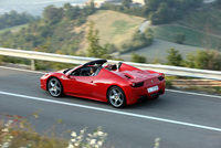 Ferrari 458 Spider and California 30 to debut at Festival of Speed