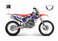 Honda XTREME Edition CRF250R and CRF450R