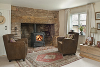 Euroheat has a woodburning stove for every setting
