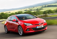 New-look Astra and hot GTC diesel join Vauxhall's ranks