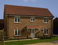 New houses in East Sussex with showhome style