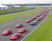 Over 600 Ferraris registered for Largest Parade of Ferrari Cars