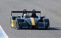 Lap record smashed by Caterham at Pageant of Power