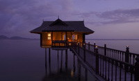 Experience the luxury of Pangkor Laut Resort