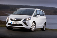 Vauxhall introduces new Zafira Tourer Tech Line