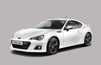 Competitive insurance ratings announced for Subaru BRZ