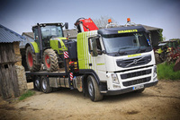 Hamblys two for one FM rigid goes to top of the Claas