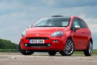 2012 Fiat Punto: Technology meets style