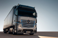 Rossetts to launch new Actros at Festival of Speed