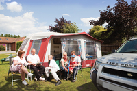 Vauxhall Holiday Park has excellent touring facilities
