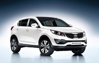 Kia launches new top-of-the-range Sportage KX-4