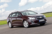 Chevrolet steps up its fleet offering with super-efficient Cruze range