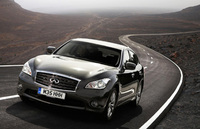 Infiniti M strengthens appeal without compromise
