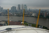 Up at The O2