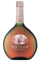 Redesign of an Icon: Mateus Rose Original 1942-2012