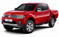 Mitsubishi L200 Trojan is back