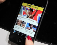 BBC Sport launches Olympics app for smartphones