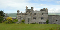 Restored Welsh castle opens as a luxury guesthouse