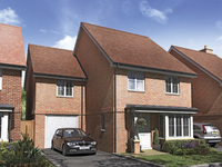 Taylor Wimpey's new release of homes in Eastbourne