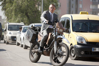 Honda the choice of 007 for Skyfall