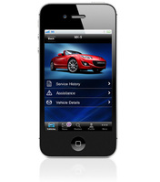 New 'MyMazda App' delivers vehicle information by smartphone