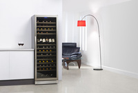 Store and order - Caple's WF1544 freestanding wine cabinet