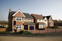 Family friendly homes in Telford