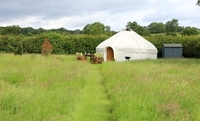 Yurtshire opens new sustainable glamping site near Harrogate