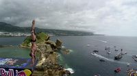 The Red Bull Cliff Diving World Series - round 3, The Azores