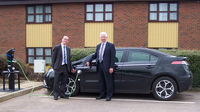 Wyboston Lakes is switching on for electric vehicles