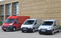 More 'enterprising' Citroen Berlingo, Dispatch and Relay vans