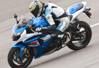 Suzuki Girl Torque track day announced