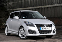 Suzuki Swift Sport - top rated sports car