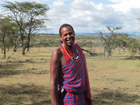 Legendary guide to lead Kenyan safari
