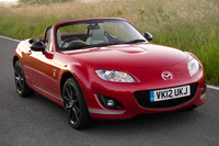 What Car? ranks Mazda MX-5 as Britain's most reliable car